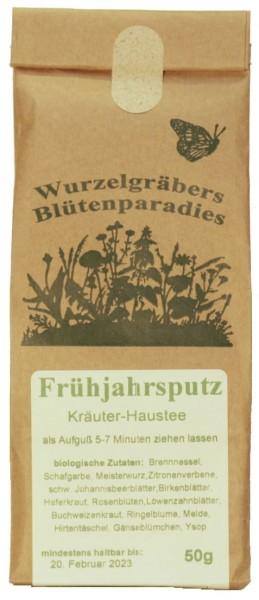 BioKräuter-Tee FRÜHJAHRSPUTZ, 50g