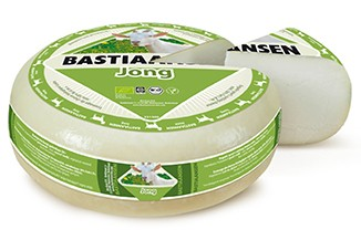 Ziegengouda-Käse jung & mild, BIO, ca. 300g, Holland
