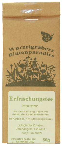 BioKräuter-Tee ERFRISCHUNGSTEE, 50g