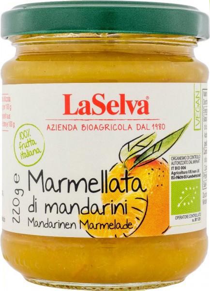 Mandarinenmarmelade, 220g, BIO