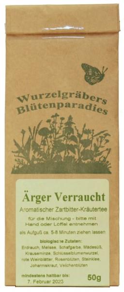 BioKräuter-Tee ÄRGER VERRAUCHT, 50g