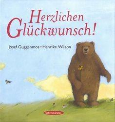 Herzlichen Glückwunsch! Von Josef Guggenmos.