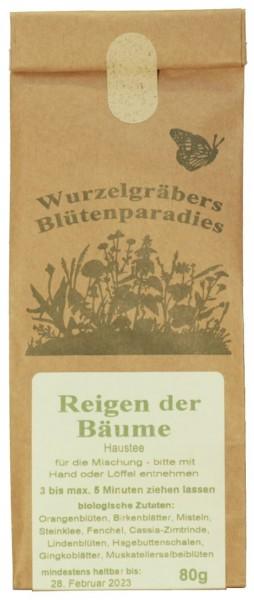 BioKräuter-Tee REIGEN DER BÄUME, 80g
