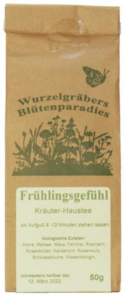 BioKräutertee FRÜHLINGSGEFÜHL, 50g
