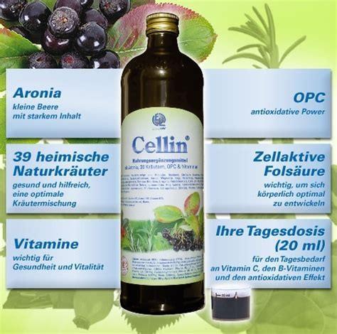 Cellin - Nahrungsergänzungsmittel, 700 ml