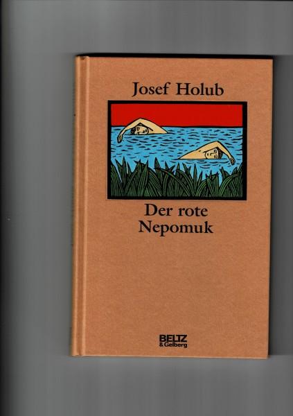 Der rote Nepomuk - von Josef Holub