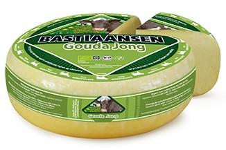 Gouda-Käse Jung BIO, ca. 300g, Holland
