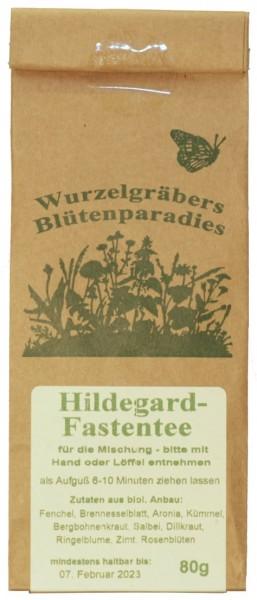 BioKräuter-Tee HILDEGARD-FASTENTEE, 80g