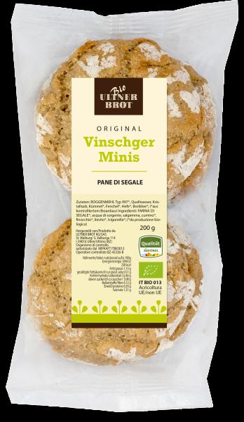 MiniVinschgerl, Bio, original aus Südtirol
