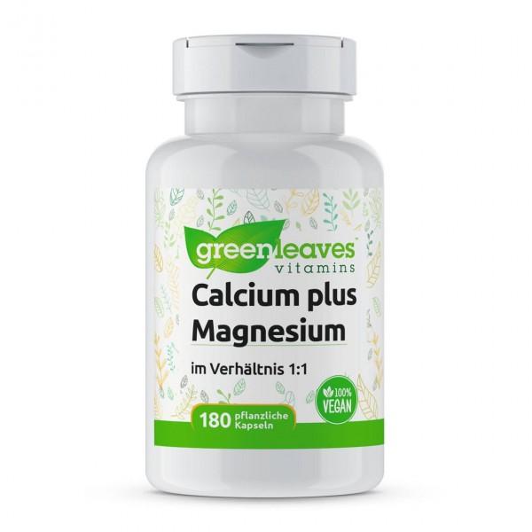 Calcium plus Magnesium, 180 Tbl.