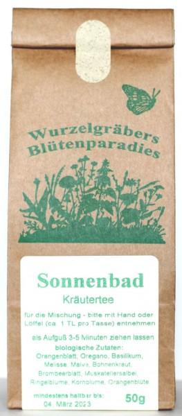 BioKräuter-Tee SONNENBAD, 50g