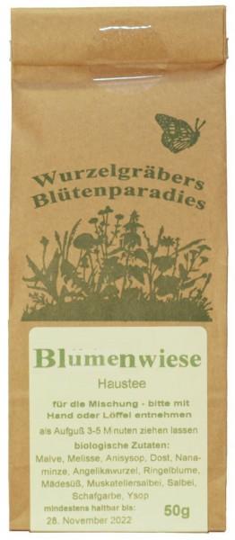 Kräuter-Basentee BLUMENWIESE/SOMMERWIESE, 50g