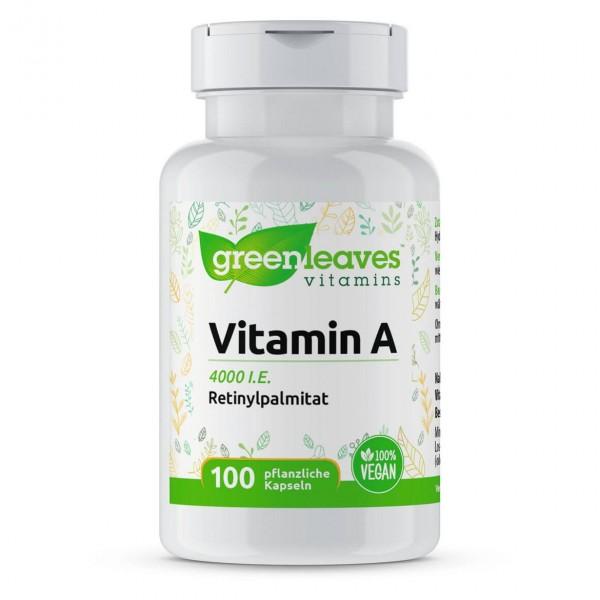 Vitamin A 4000 I.E