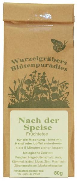BioKräuter-Tee NACH DER SPEISE, 80g
