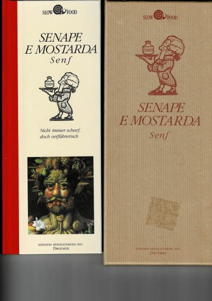 Senape e mostarda - Senf von Roberto Bosi