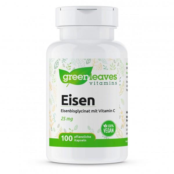 Eisenbisglycinat 25 mg