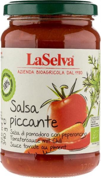 Salsa Piccante, Spaghettisauce scharf