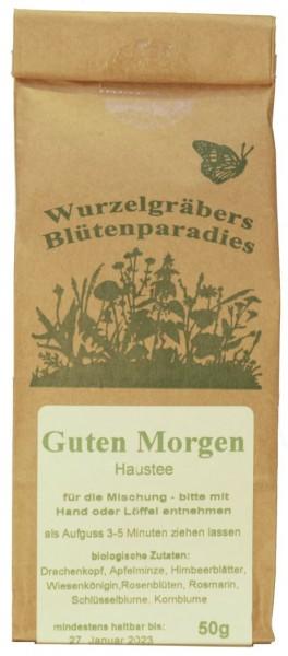 BioKräuter-Tee GUTEN MORGEN, 50g