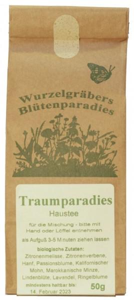BioKräuter-Tee TRAUMPARADIES, 50g