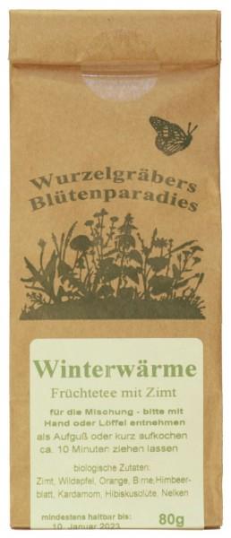 BioKräuter-Tee WINTERWÄRME, 80g