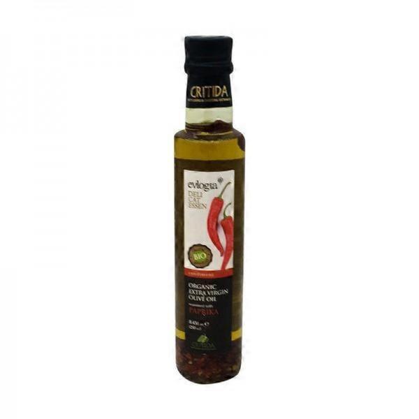 BIO Olivenöl mit Chili, 250 ml