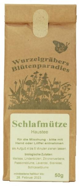 Kräuter-Tee SCHLAFMÜTZE, 50g