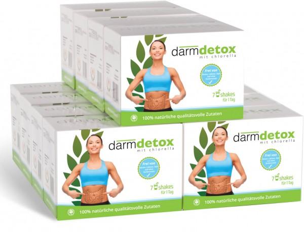 Darm Detox 12-Tages Kur, Darmreinigung pur