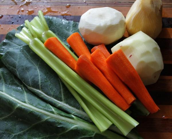 BIO-Gemüsebrühe Mediterane Art 450g, klar, 100% Vegan