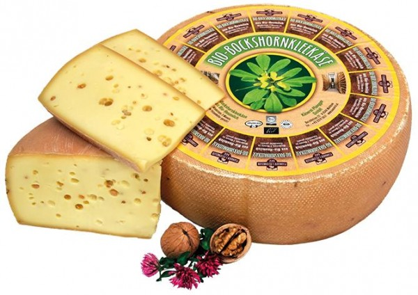Tiroler Bockshornklee-Käse BIO, ca. 300g, Österreich