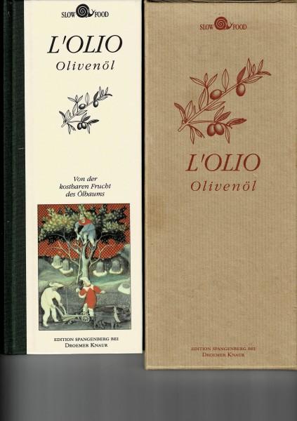 L'Olio - Olivenöl von Roberto Bosi
