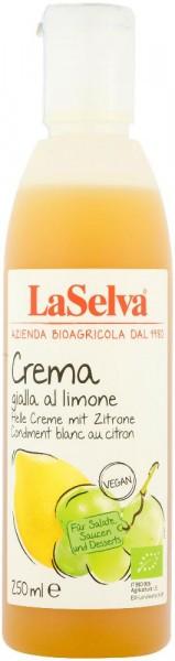 Crema gialla al limone, 250ml, BIO