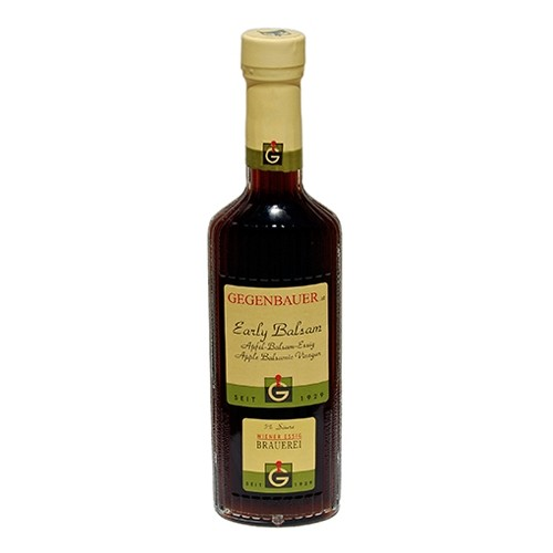"Sehr alter Apfel-Balsamico ""Early Balsam"", 250 ml"
