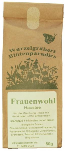 BioKräutertee FRAUENWOHL, 50 g