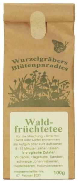 Bio-Tee WALDFRÜCHTE-TEE, 100 g